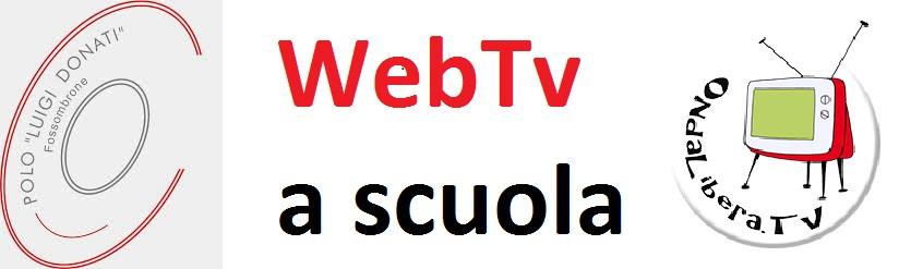 Web Tv a scuola